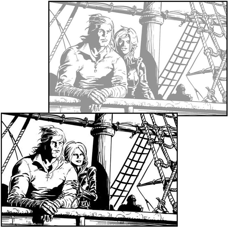 Ian e Myrva