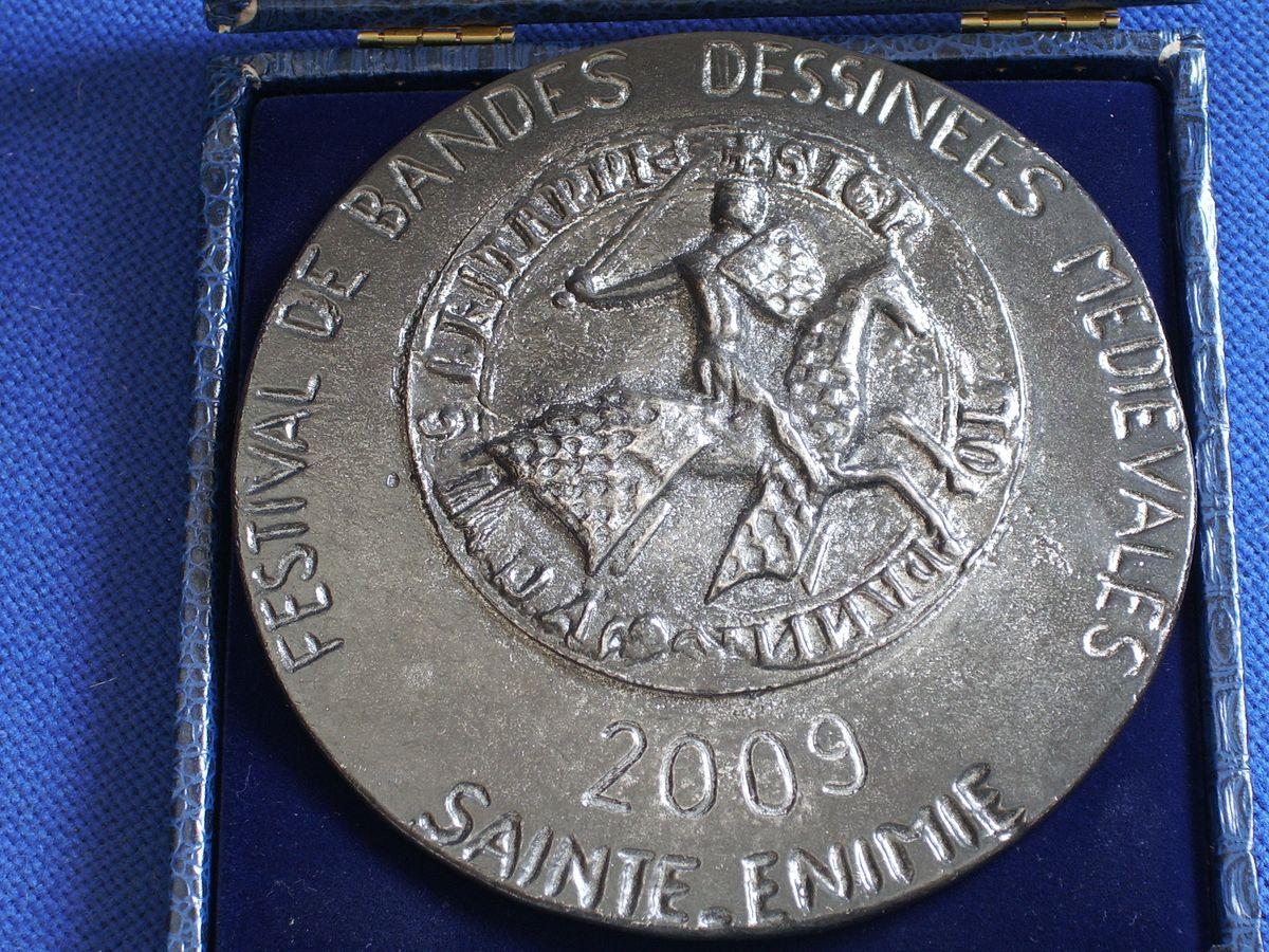 """Prix Jeunesse Sainte Enimie 2009 à """"La Croisade des Enfants"""" (David/Malisan)"""