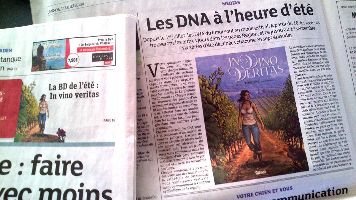 DNA - 14/07/2013