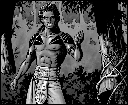 anteprima di vignetta da Dragonero - (c) Sergio Bonelli Editore