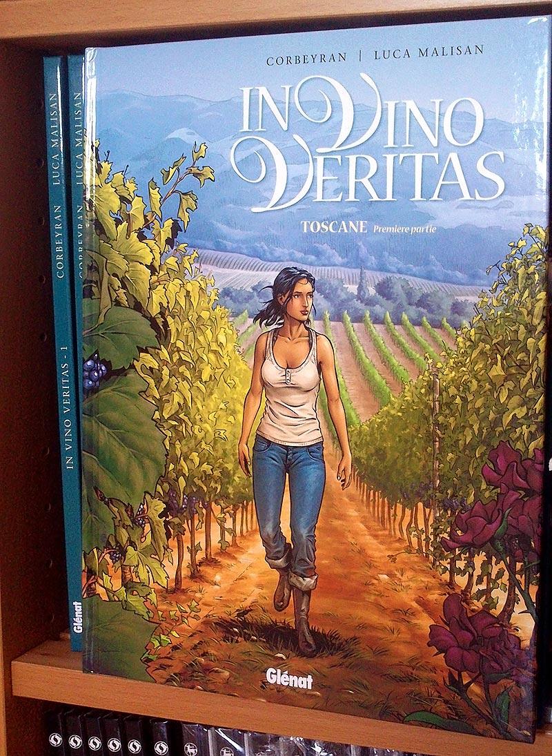 In Vino Veritas - copertina